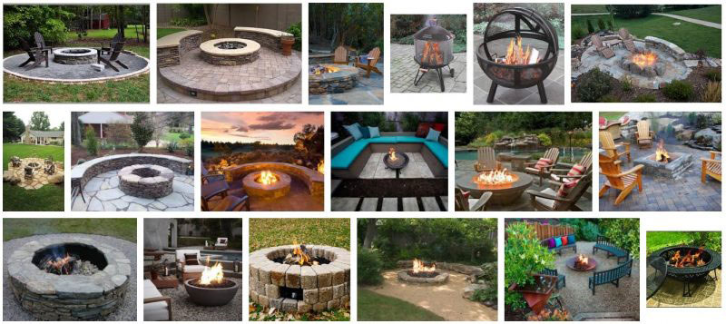 Types of Backyard Fire Pits