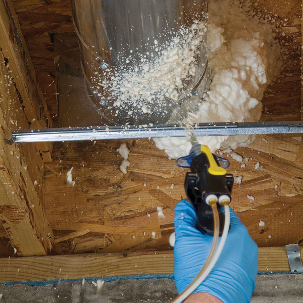 Benefits of Spray Foam Insulation Kits