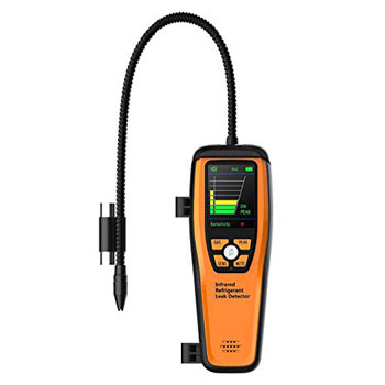 Elitech Advanced Refrigerant Leak Detector Halogen Tester for HVAC