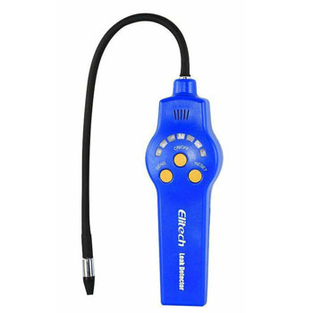 Elitech HLD-200 Refrigerant Leak Detector with Replaceable Sensor