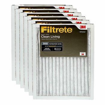 vFiltrete AC Furnace Air Filter