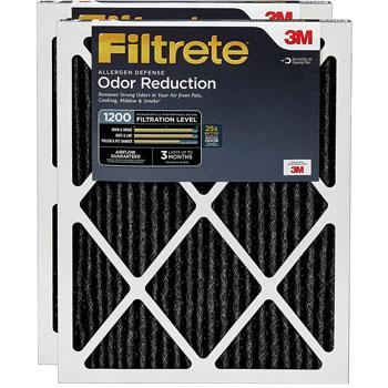 Filtrete AOR03-2PK-6E AC Furnace Air Filter