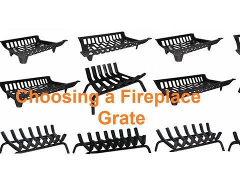 Fireplace Grate Types