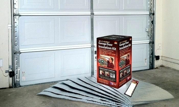 Garage Door Insulation Kit Reviews