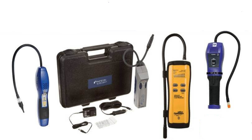 HVAC Refrigerant Leak Detector Reviews