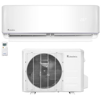 Heat & Cool Klimaire 9,000 BTU Inverter Mini-Split AC