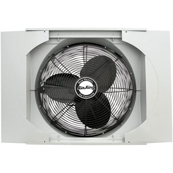 Air King 9166F Whole House Window Fan