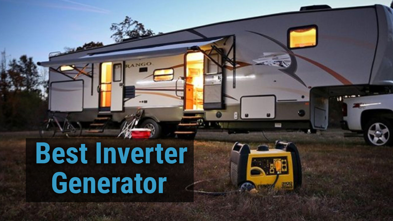Best Inverter Generators