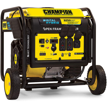 Champion 6250-Watt DH Series Open Frame