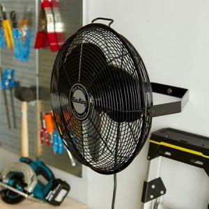 Garage Fan Types