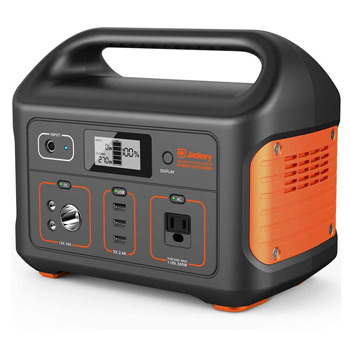 Jackery Portable Power Station Explorer 500, 518Wh Outdoor