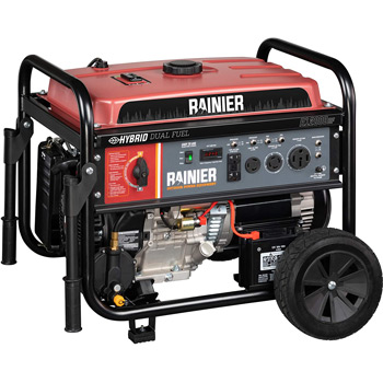 Rainier R12000DF Dual Fuel (Gas and Propane)