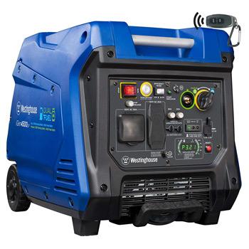 Westinghouse iGen4500DF Dual Fuel