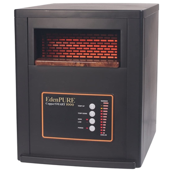 EdenPure CopperSmart Electric Portable Heater